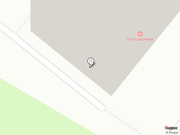 Ресурс-Групп на карте Липецка