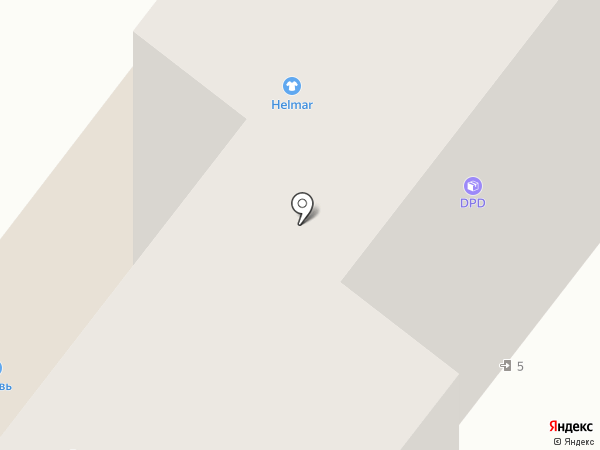 Мираторг на карте Липецка