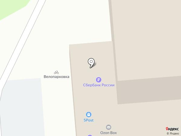 ПЯТИСОТКА KIDS на карте Липецка