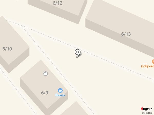 Кондитер-Липецк на карте Липецка