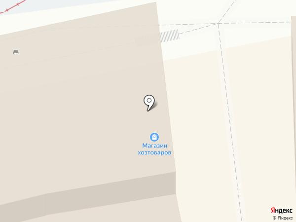 Магазин женского нижнего белья на карте Липецка