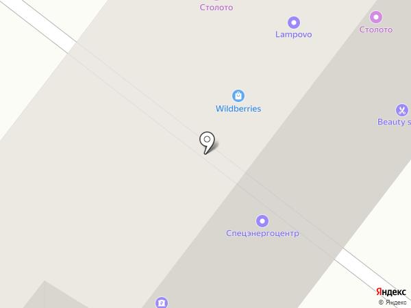 Твой выбор на карте Липецка