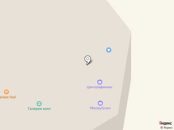 Остров танца на карте Липецка