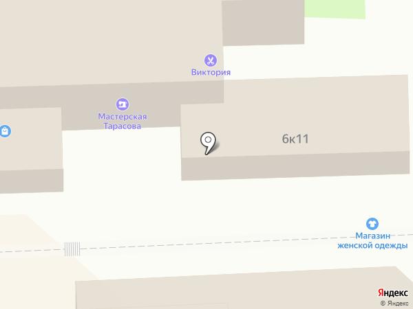 Ткани на карте Липецка