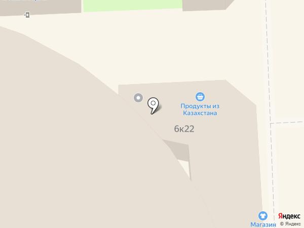 Магазин по продаже медицинской одежды и постельных принадлежностей на карте Липецка