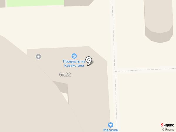 Магазин сумок и женского белья на карте Липецка