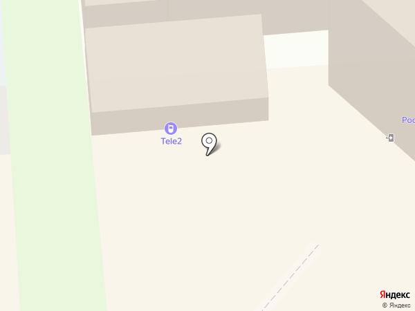 Ростелеком, ПАО на карте Липецка