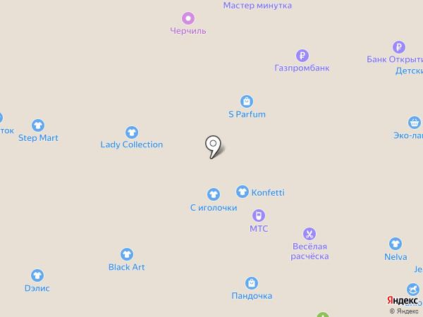 Nail beauty на карте Липецка