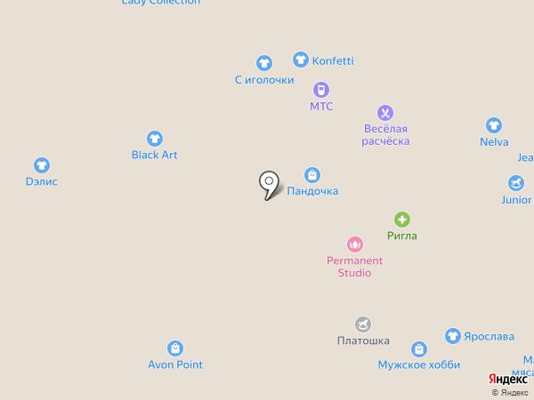 Акула Трейдинг на карте Липецка