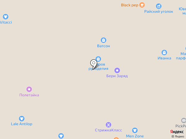 Мир Болгарии на карте Липецка