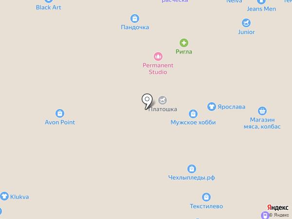 UrbanSport на карте Липецка
