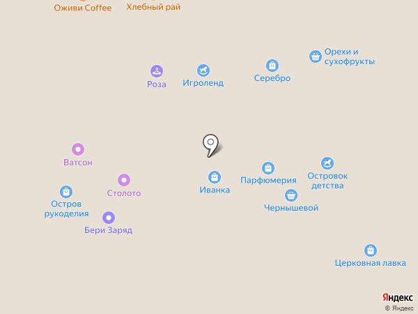 Limoni на карте Липецка