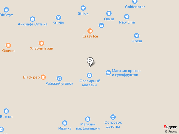 MilkyMoon`s на карте Липецка