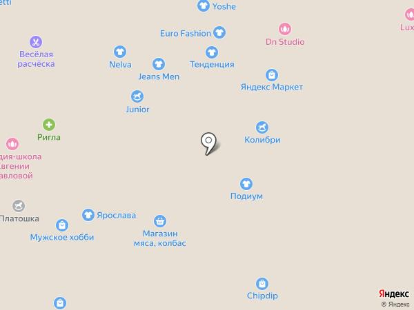 9 месяцев на карте Липецка