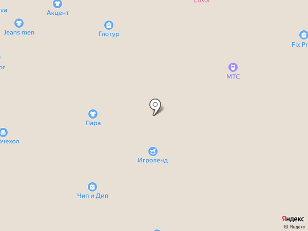 BeFree на карте Липецка
