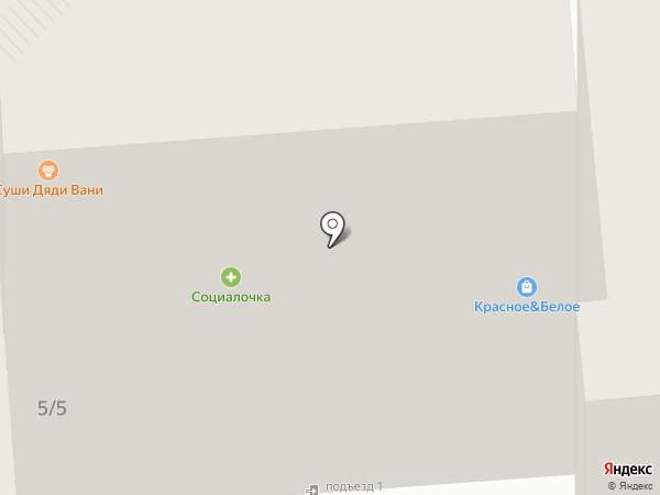 У Дяди Вани на карте Липецка