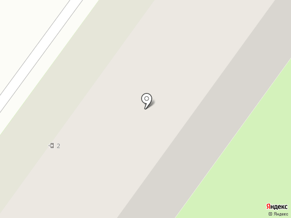 Аквамарин на карте Липецка