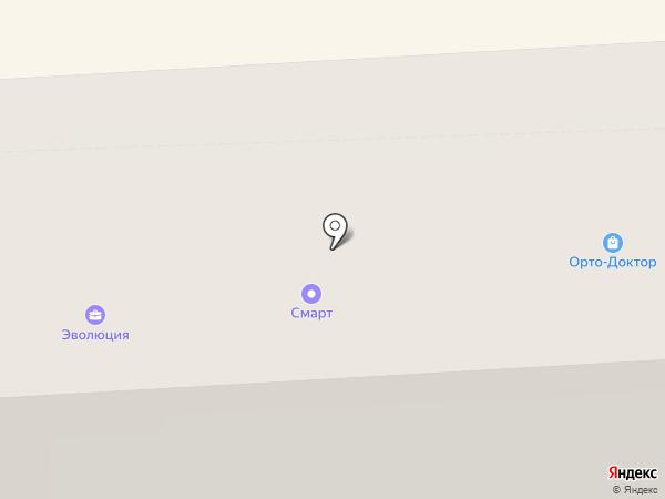 SpezVision на карте Липецка