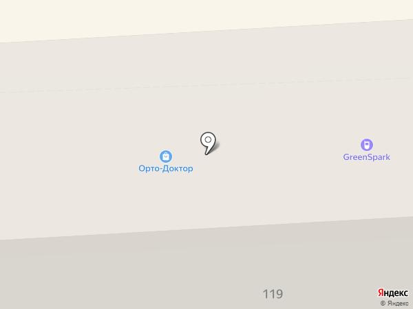 Студия ногтевого сервиса на карте Липецка