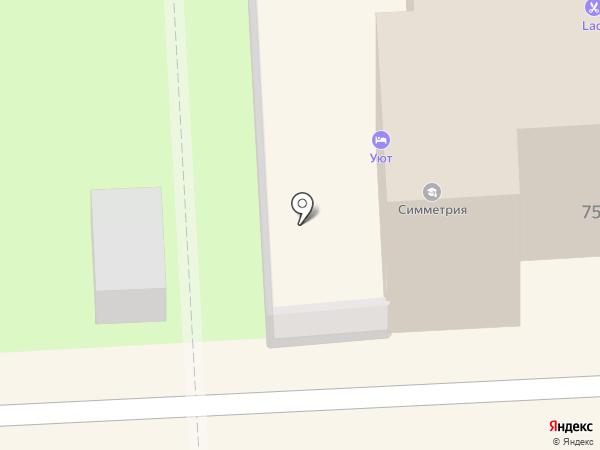 Ростур-Л на карте Липецка