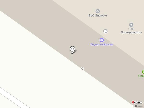 ПромИнжТех-Л на карте Липецка