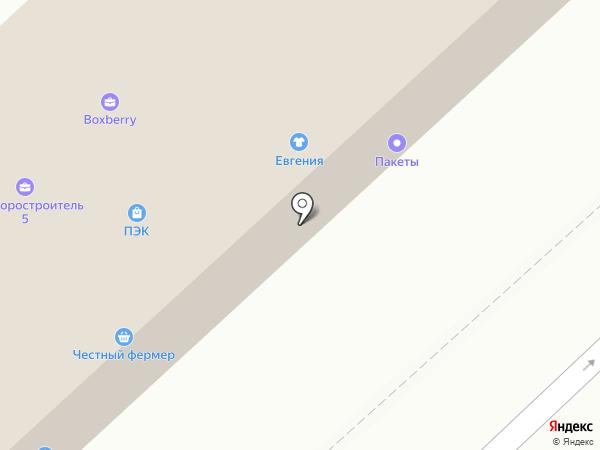 Аква-зоо на карте Липецка
