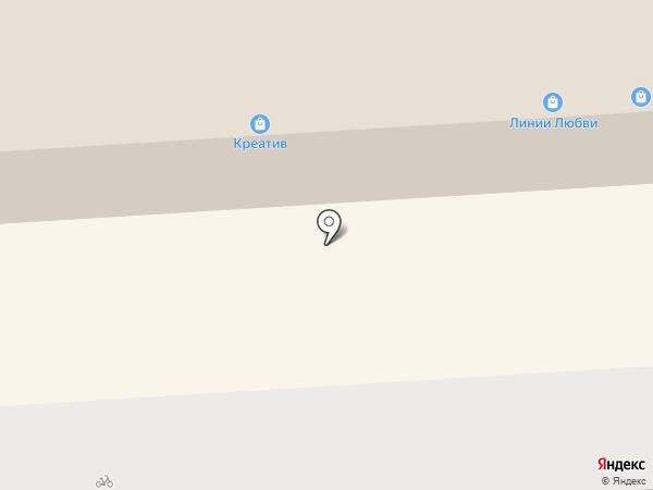 Monte bianko на карте Липецка