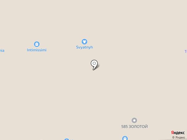 SVYATNYH на карте Липецка