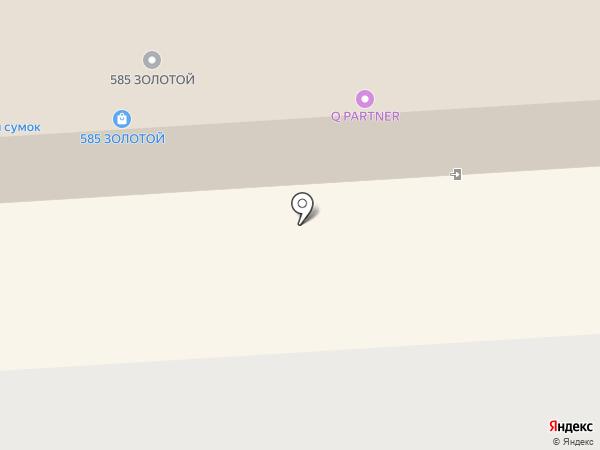 585 на карте Липецка