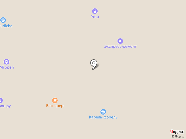 Banana Ink на карте Липецка