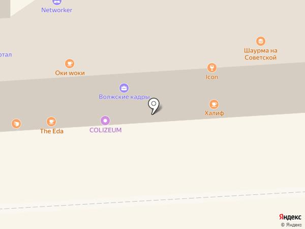 Premium на карте Липецка