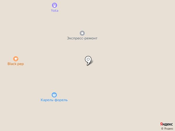 Мастерская экспресс-ремонта часов на карте Липецка
