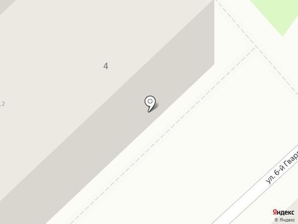 Смайлик на карте Липецка