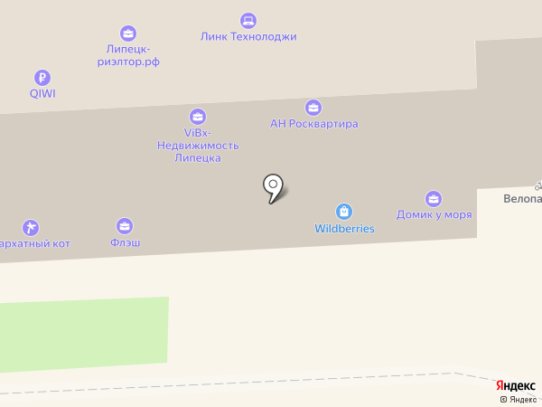 Колибри48 на карте Липецка