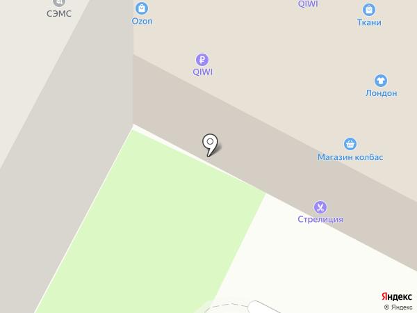 LOCKация на карте Липецка