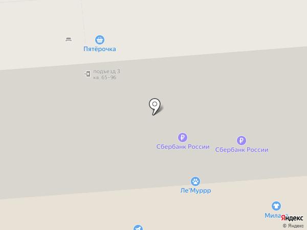 Стиляги на карте Липецка