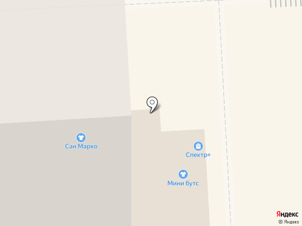 МиниБУТС на карте Липецка