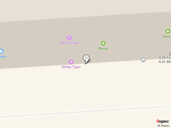 Rockabilly Bar на карте Липецка