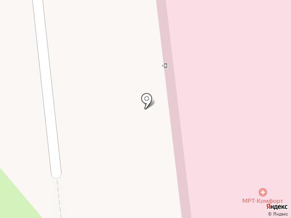 Альфа-Мед на карте Липецка