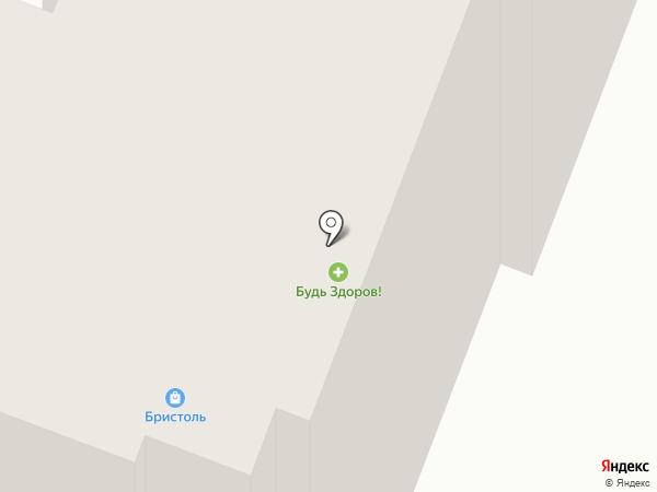 Авиатор на карте Рязани