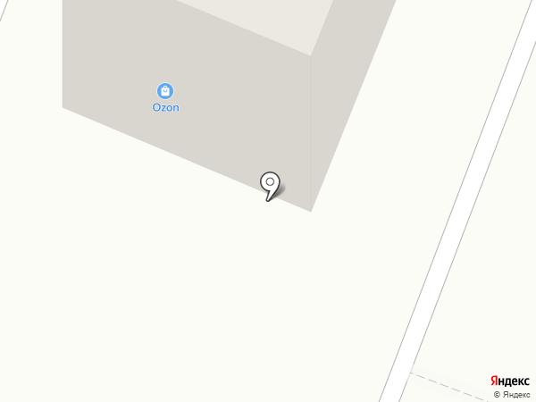 Магазин продуктов на карте Рязани