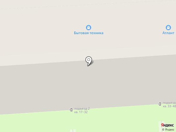 Эдельвейс на карте Липецка
