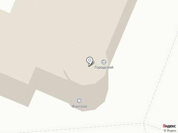 Журавушка на карте Липецка