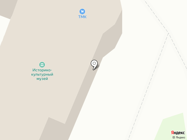Музейная школа ремесел на карте Липецка