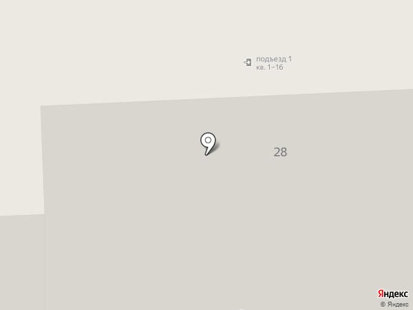 Энергон на карте Липецка