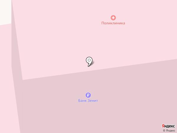 Стоматологическая поликлиника на карте Липецка