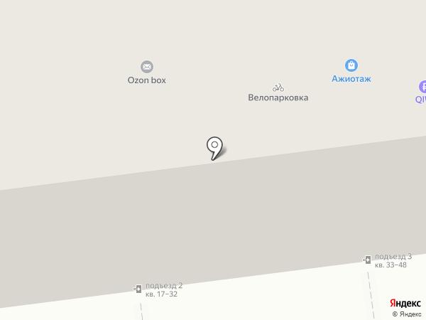 Ажиотаж на карте Липецка
