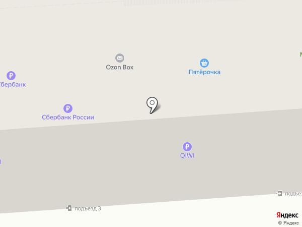 Робинзон на карте Липецка