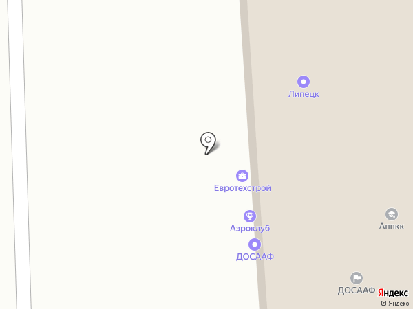 Мой город Липецк на карте Липецка