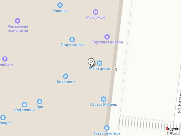 Rival на карте Липецка